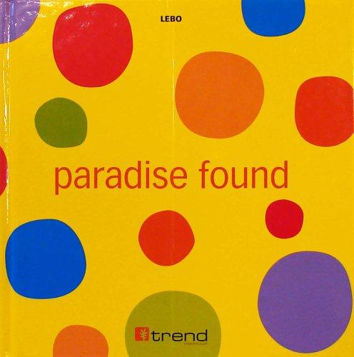Paradise found · Lebo