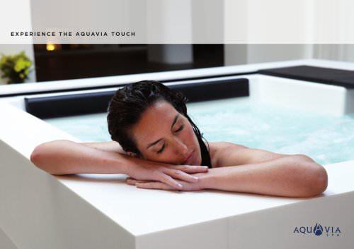 Aquavia Spa Catalogue 2014