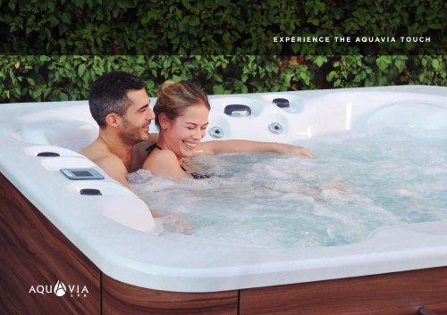 Aquavia Spa Catalogue 2016