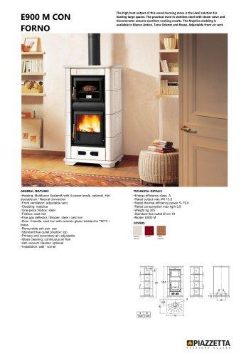 E900 M CON FORNO