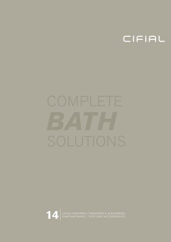 complete bath solutions 2014