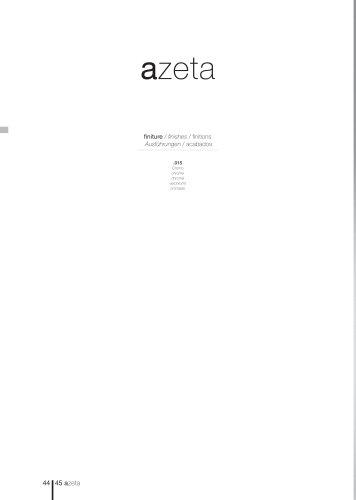 Design : azeta