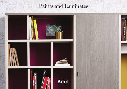 Paints and Laminates Brochure