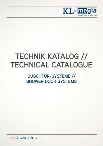 shower door systems
