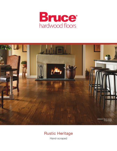 Bruce Rustic Heritage Armstrong