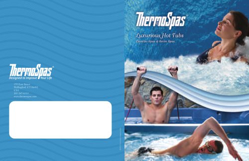 ThermoSpas Brochure