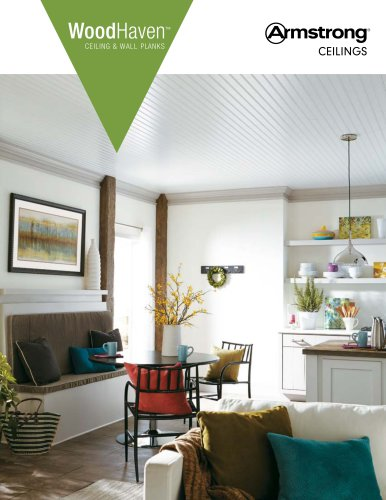 BROCHURE - WOODHAVEN CEILING AND WALL PLANKS