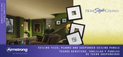 HomeStyle® Ceilings