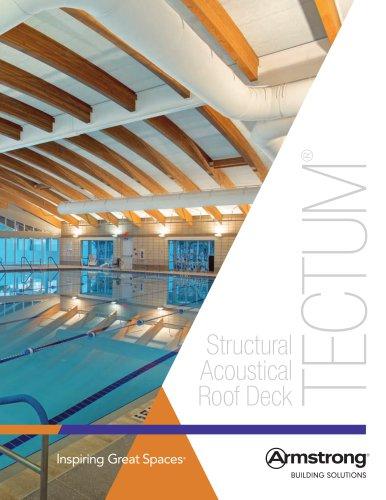 TECTUM® Structural Acoustical Roof Deck
