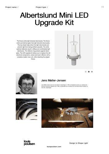 Albertslund Mini LED Upgrade Kit