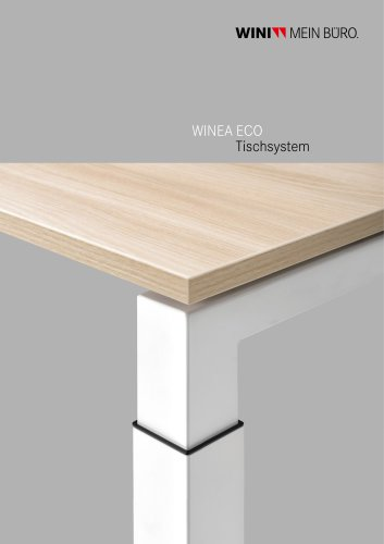 WINEA ECO table system