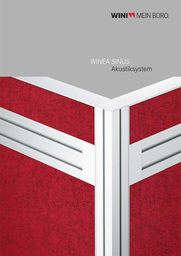 WINEA SINUS Acoustic system