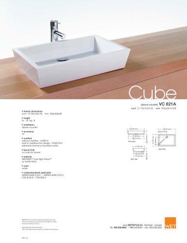 cube VC 821A