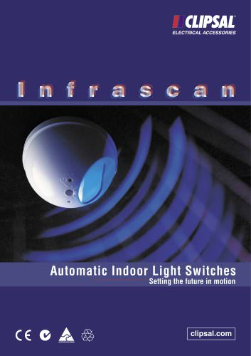 Infrascan Automatic Indoor Light Switches