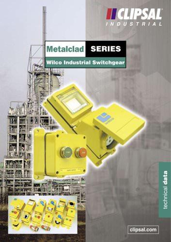 Metalclad Series, Wilco Industrial Switchgear