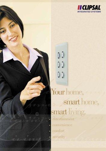 Your Home, Smart Home, Smart Living