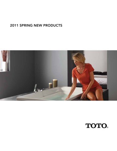 2011 SPRING NEW PRODUCTS