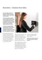 Biometrics - 2