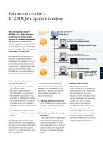 Biometrics - 5