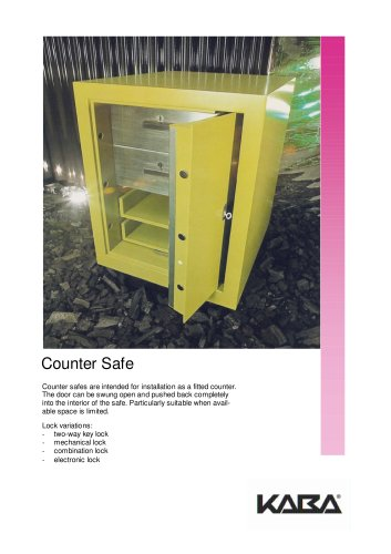 Casher Cashboxes
