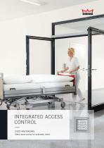 INTEGRATED ACCESS  CONTROL - 1