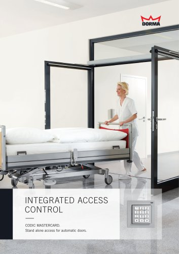 INTEGRATED ACCESS  CONTROL