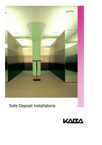 Safe Deposit Installations