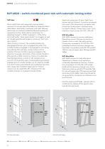 Self-locking emergency escape locks - 13