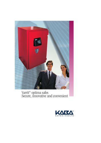 Varrit optima Safes