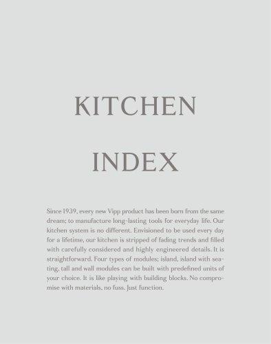 Kitchen Index