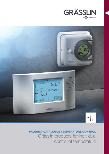 Temperature Control Product Catalog