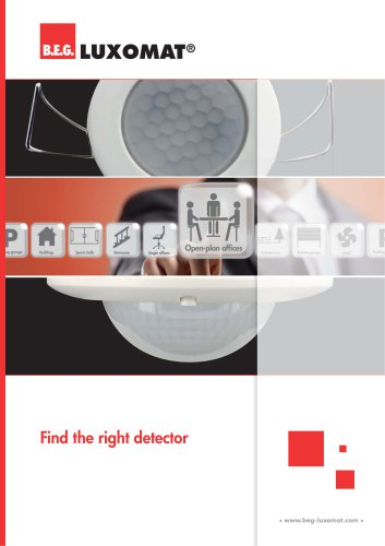 Find the right detector