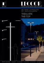 TABULARE / TAP TOP