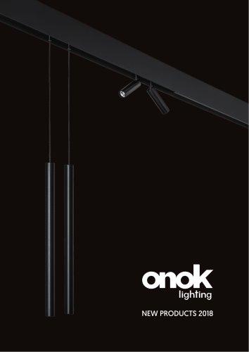 Onok lighting New products 2018