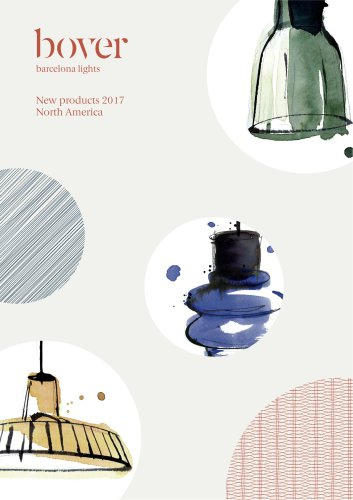 New products 2017 North America