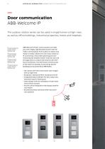 ABB-Welcome IP/ABB-AccessControl/ABB-VideoControl - 13
