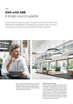 SMART BUILDING ABB i-bus® KNX Intelligent building systems technology - 7