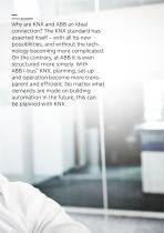 SMART BUILDING ABB i-bus® KNX Intelligent building systems technology - 9