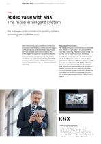 SMART BUILDING ABB i-bus® KNX An intelligent investment in the future - 10