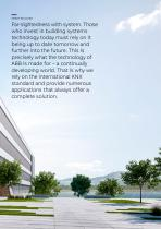 SMART BUILDING ABB i-bus® KNX An intelligent investment in the future - 3