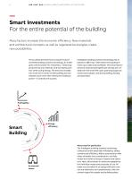 SMART BUILDING ABB i-bus® KNX An intelligent investment in the future - 4