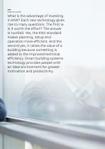 SMART BUILDING ABB i-bus® KNX An intelligent investment in the future - 9