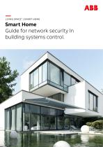 Smart Home Guide for network security in building systems control. - 1