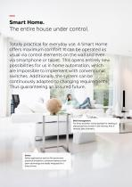 Smart Home Guide for network security in building systems control. - 2