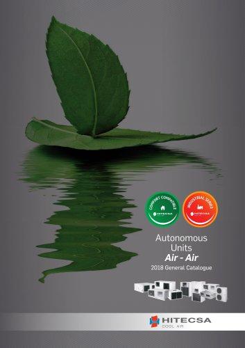 Autonomous Units Air - Air 2018 General Catalogue