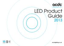 LED Product Guide 2013