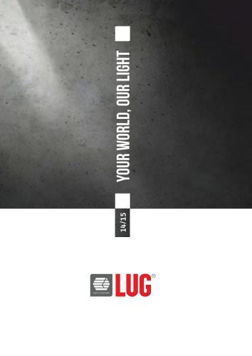 LUG Light Factory 2014/15 Catalogue (EN, DE, FR)