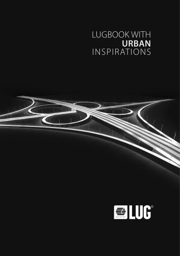 LUGBOOK WITH URBAN INSPIRATIONS