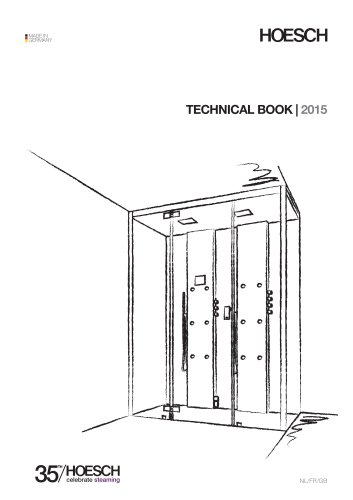 HOESCH Technical Book 2015
