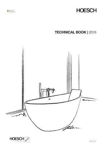 TECHNICAL BOOK | 2016